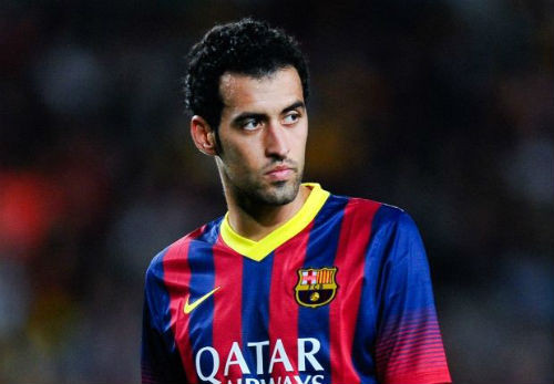 Барселона на месяц потеряла Алвеcа и Бускетса