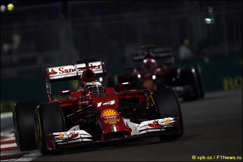 АЛОНСО: «Мое сотрудничество с Ferrari подошло к концу»