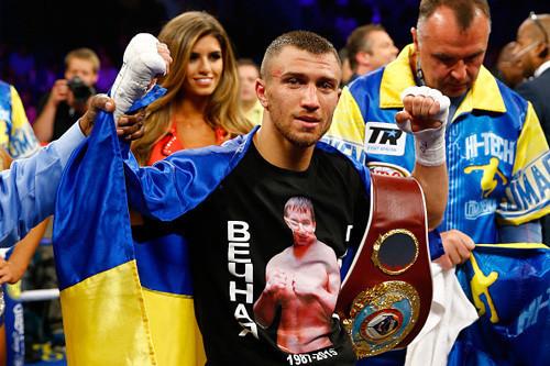 Василий Ломаченко вернется на ринг в ноябре