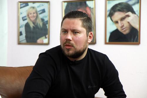 Александр ПАНКОВ: «Новак уже подписал контракт с Вардаром»