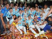 Аргентина с блеском выиграла Copa America