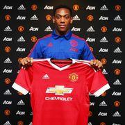 Манчестер Юнайтед подписал форварда Монако