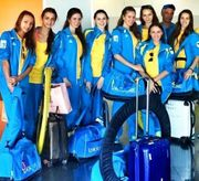 Наши гимнастки улетели в Штутгарт на чемпионат мира
