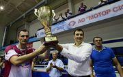 Мотор выиграл Суперкубок Украины у ЗТР