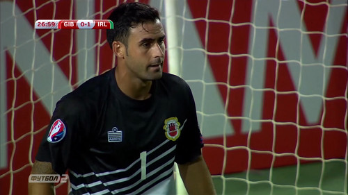 Гибралтар - Ирландия. 0:4. Видеообзор матча