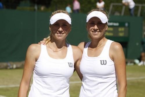 Сестры Киченок покидают US Open