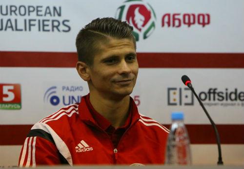 МАРТЫНОВИЧ: «Будем смотреть, что предложит сборная Украины»