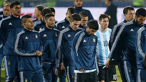 Месси забивал всем сборным Южной Америки