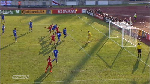 Сан-Марино - Англия. 0:6. Видео забитых мячей