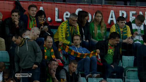 Эстония - Литва. 1:0. Видеообзор матча