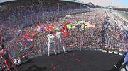 Гран При Италии: Льюис-триумфатор!