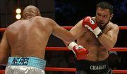 Чагаев и Окендо 17 октября проведут бой-реванш