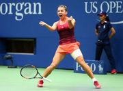 Симона Халеп впервые в карьере в полуфинале US Open