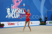 Анна Ризатдинова — 3-я в квалификации в упражнении с лентой