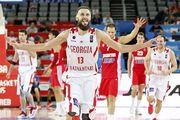 Грузия одолела Хорватию и вышла в плей-офф