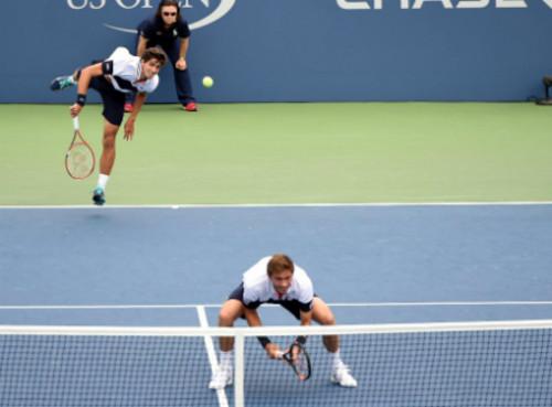 Эрбер и Маю вышли в финал US Open в парном разряде