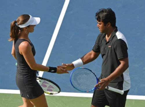 Леандер Паес и Мартина Хингис выиграли US Open в миксте