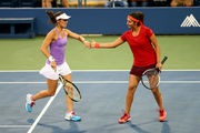 Хингис и Мирза выиграли US Open в парном разряде