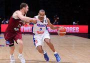 Франция одолела Латвию на пути в полуфинал Евробаскета