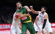 Евробаскет-2015. Литва в овертайме дожимает Италию