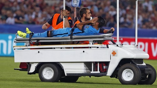 Барселона на полгода теряет Рафинью