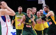Евробаскет-2015. Литва оформляет путевку в финал