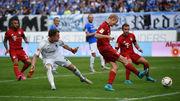 Дармштадт - Бавария. 0:3. Видеообзор матча