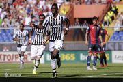 Ювентус добывает первую победу в Серии А