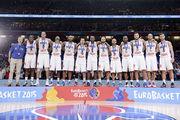 Франция - бронзовый призер Евробаскета-2015