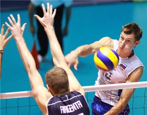 Молодежный чемпионат мира выиграла сборная России
