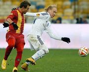 Динамо выходит в плей-офф Лиги Европы