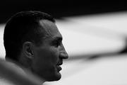 Видео подготовки Владимира Кличко к поединку с Пулевым