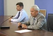 Гатауллин провел лекцию для игроков Черноморца