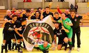 Гамбург Пантерс: местный гранд и трижды Futsal-Meisterschaft
