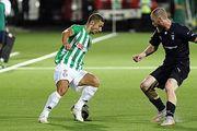 Игрок Жальгириса забил гол с невероятного угла