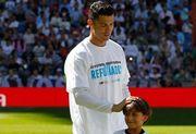 Криштиану РОНАЛДУ: «Я восхищен Раулем»