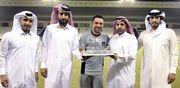 Хави назван лучшим в Катаре в сентябре