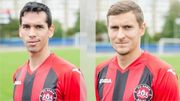 Писоцкий и Гомес продолжат карьеру в молдавской Заре