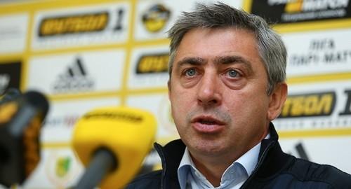 СЕВИДОВ: «Игра Металлиста отношения к футболу не имеет»