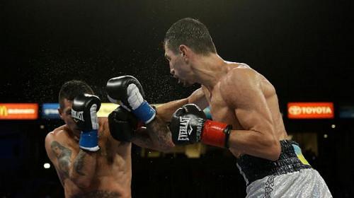 Украинец Постол нокаутировал Матиссе и стал чемпионом мира