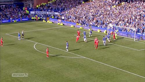 Эвертон — Ливерпуль. 1:1. Видеообзор матча
