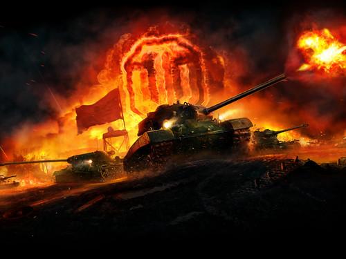 В Одессе пройдет национальный турнир по World of Tanks