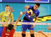 Начался мужской чемпионат Европы по волейболу