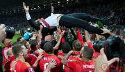 Группа B. Уэльс и Бельгия вышли на Евро-2016
