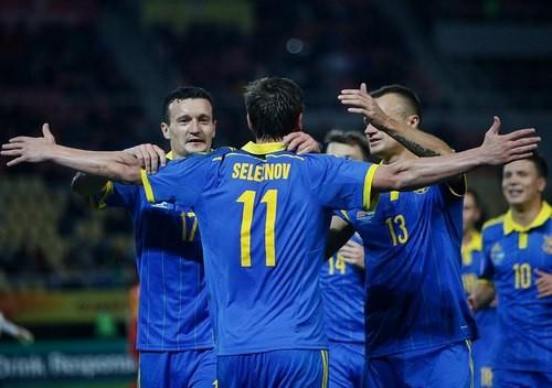 Вымучили: Украина добыла победу над Македонией