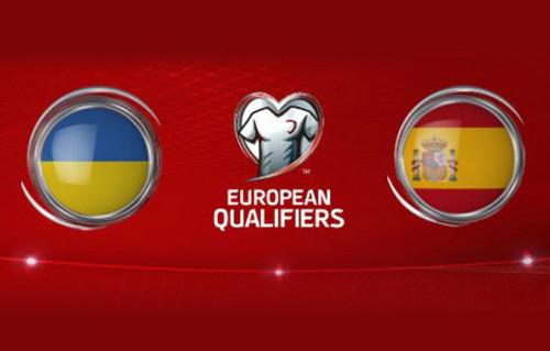 Прогноз букмекеров на матч Украина – Испания