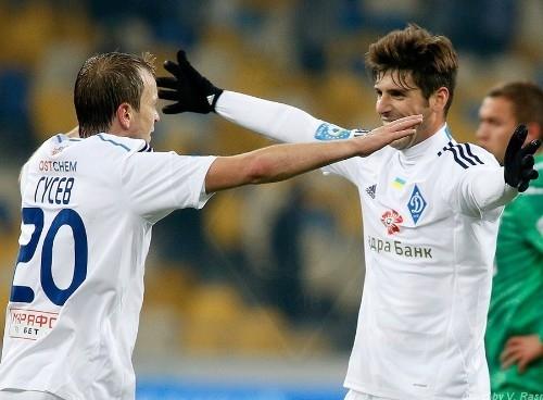 Гусев вырвал для Динамо победу над Карпатами