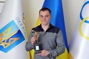 Верняев второй раз подряд признан лучшим спортсменом Украины