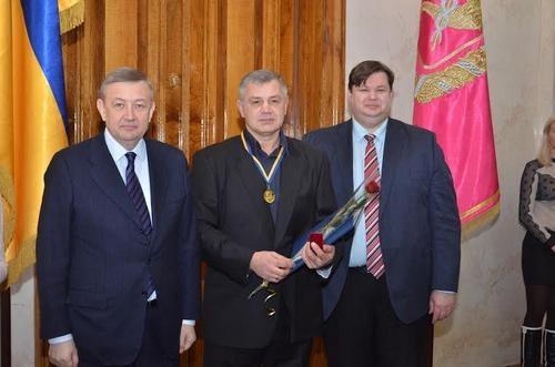 Регбисты Олимпа получили награды