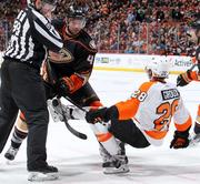 НХЛ. Очередные неудачи Эдмонтона и Филадельфии. Матчи среды